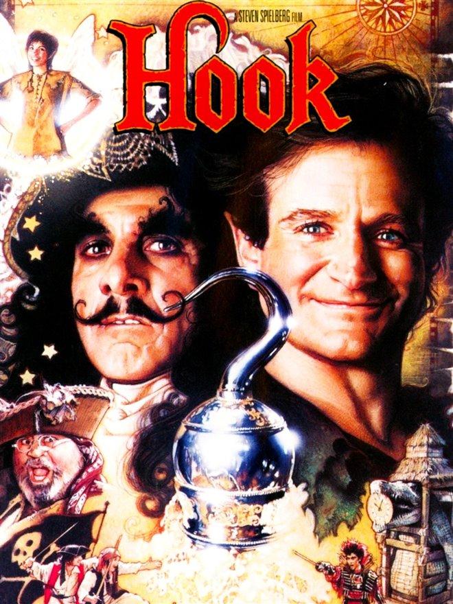 Hook Large Poster
