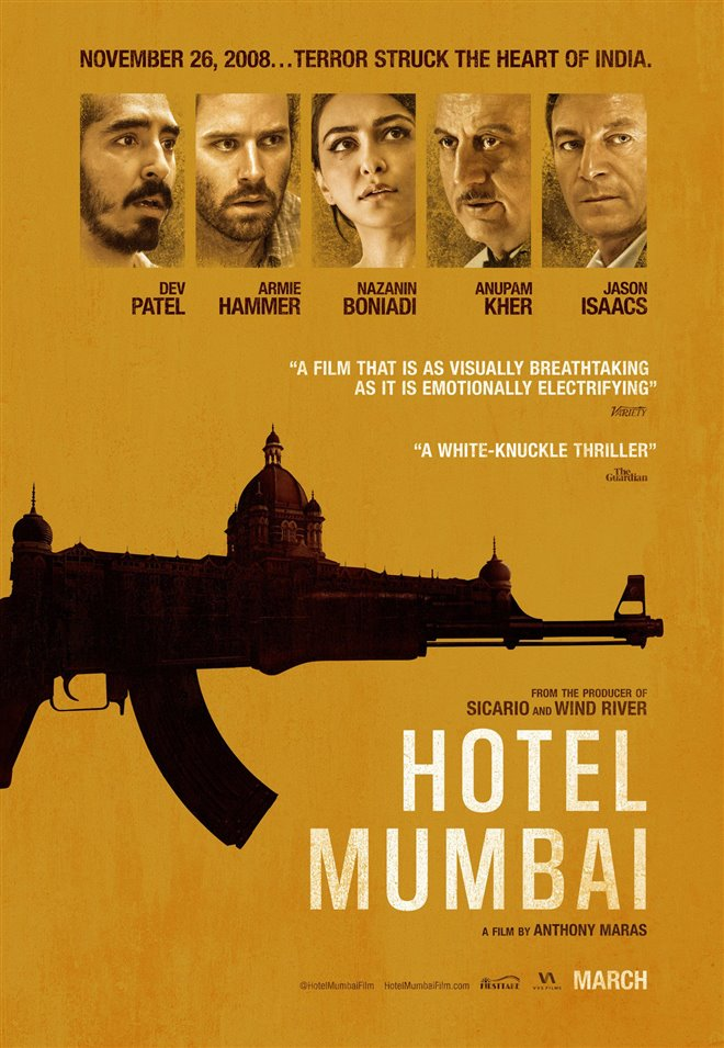 Hotel Mumbai Large Poster
