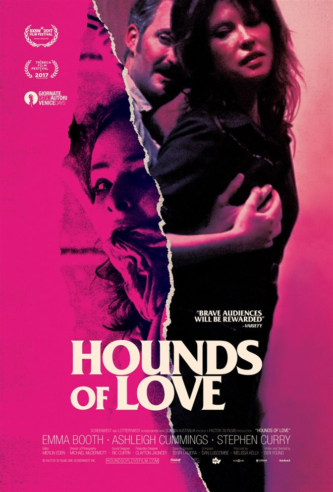 Hounds of Love Large Poster