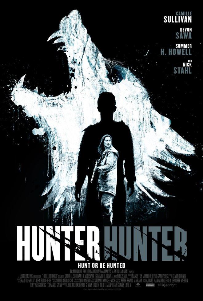 Hunter Hunter Large Poster