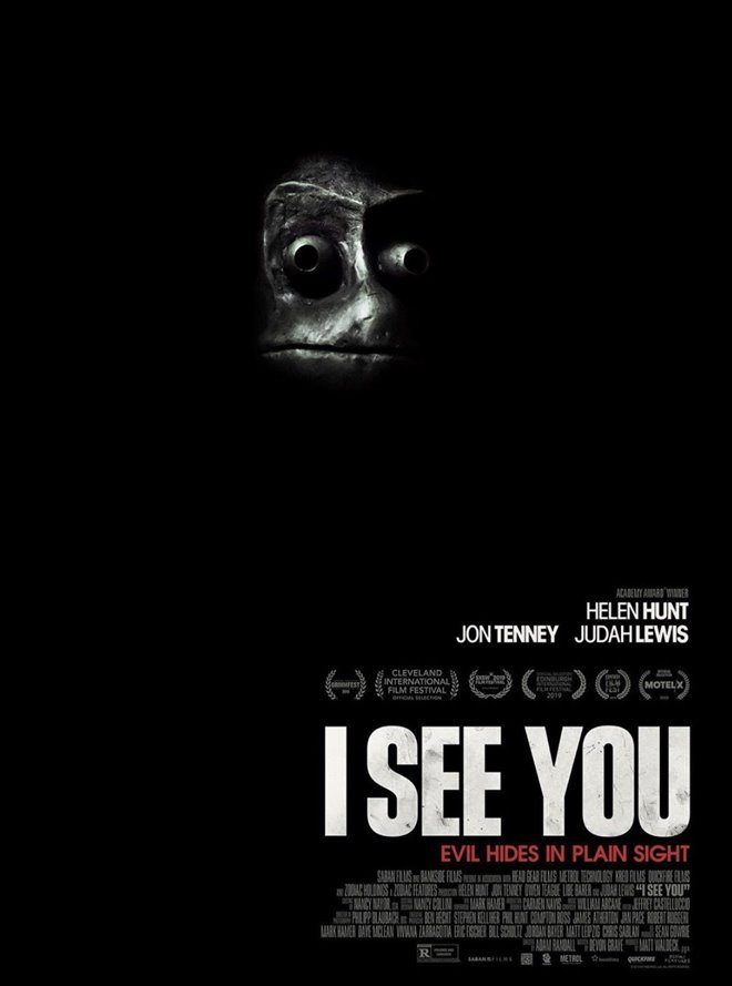 I See You Large Poster