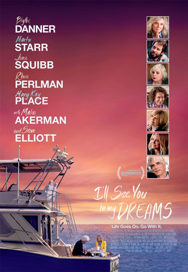 I'll See You in My Dreams Large Poster