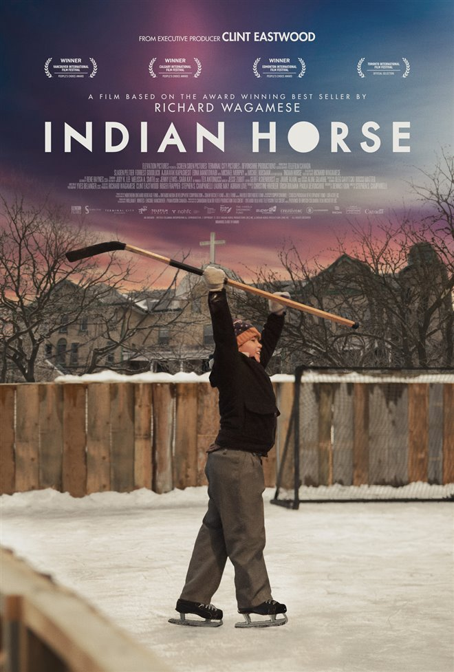 Indian Horse Large Poster