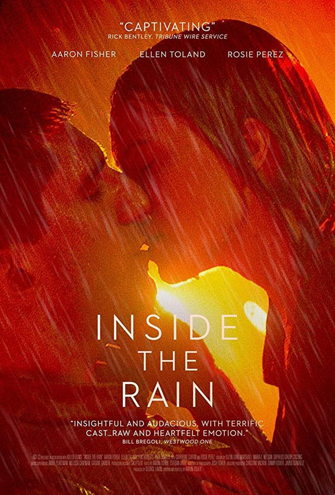 Inside the Rain Large Poster