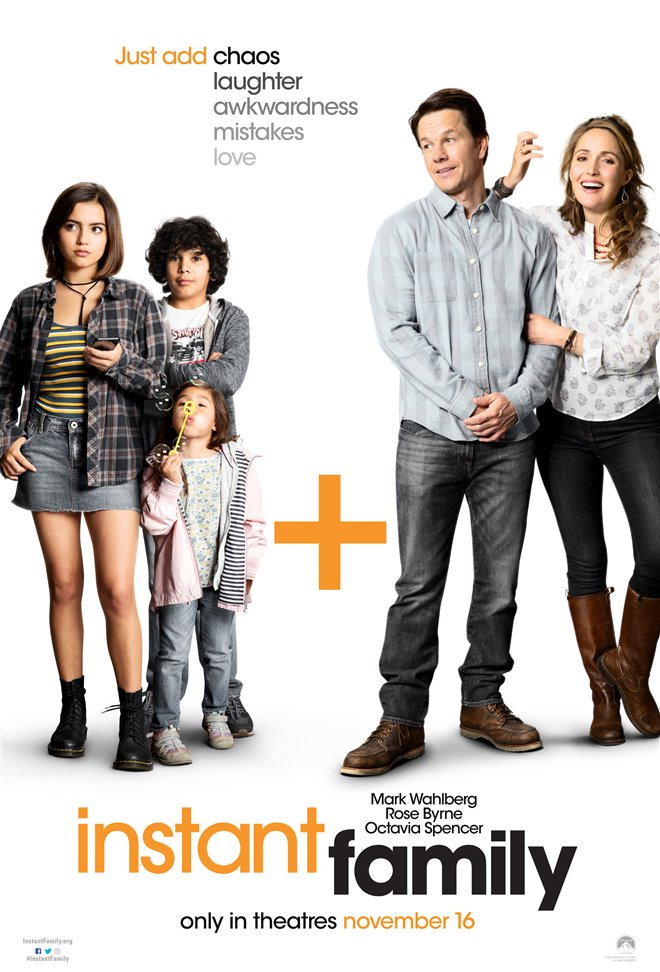 Instant Family Large Poster