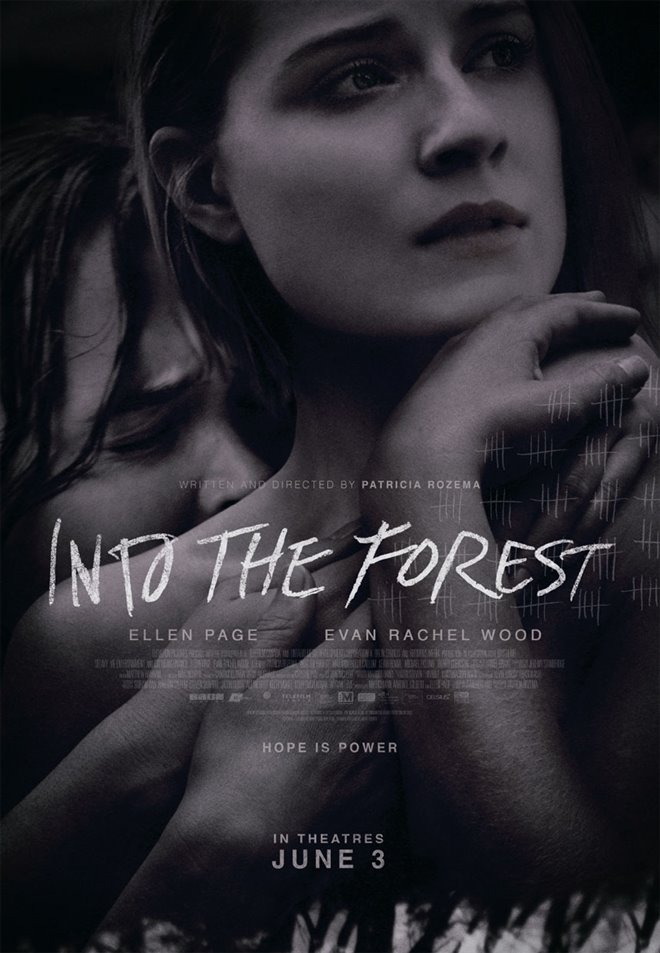 Into the Forest Large Poster