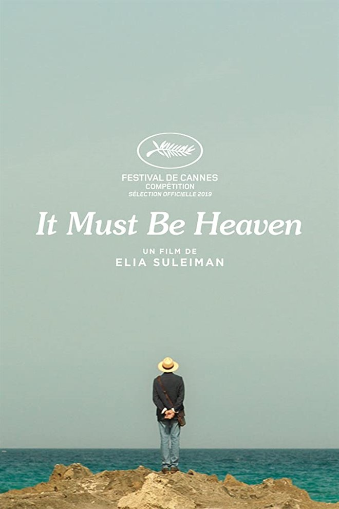 It Must Be Heaven Large Poster