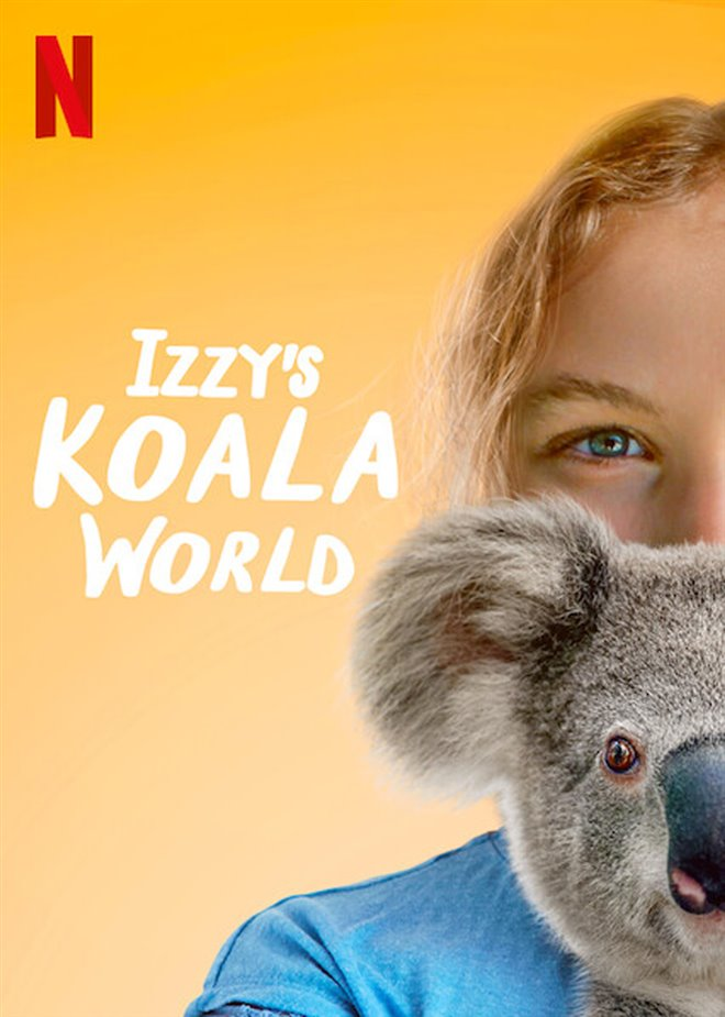 Izzy's Koala World (Netflix) Large Poster