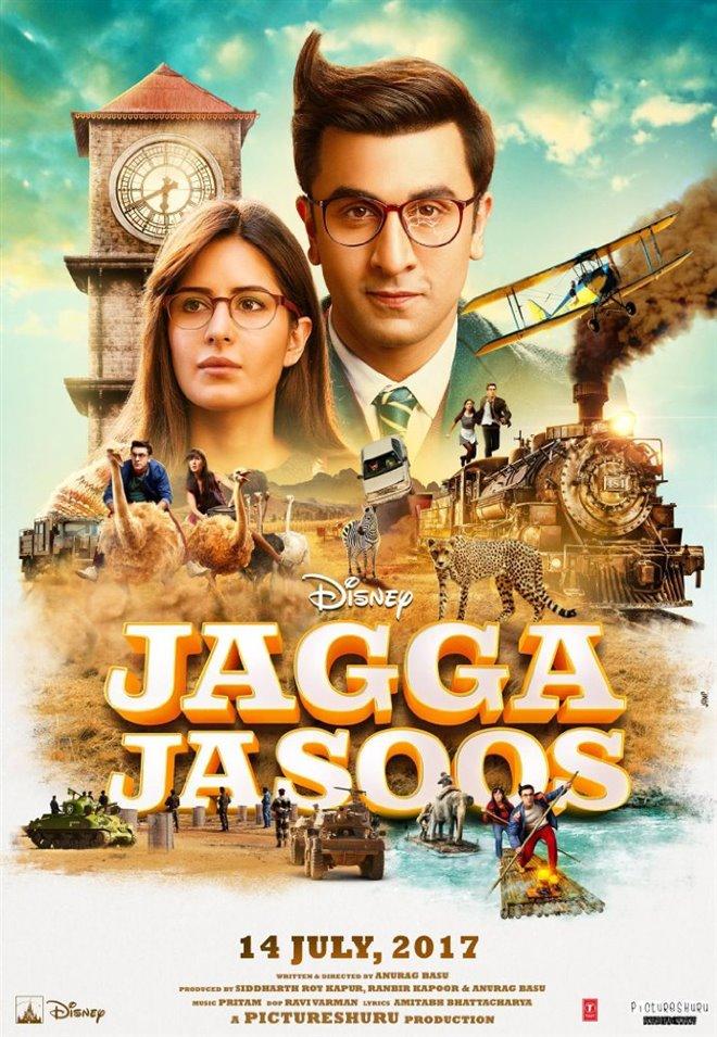 Jagga Jasoos Large Poster