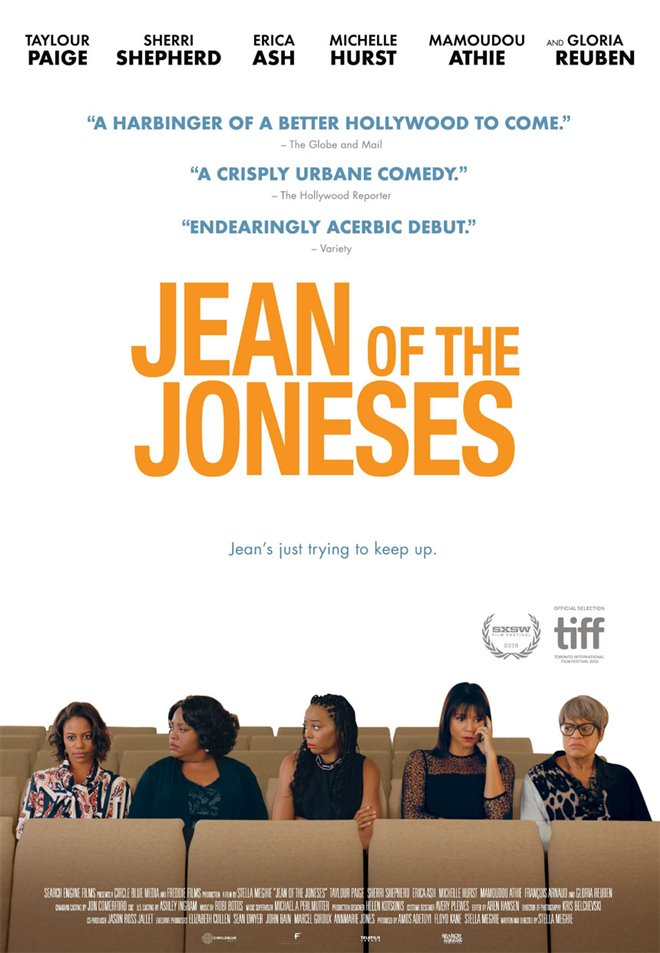 Jean of the Joneses Large Poster