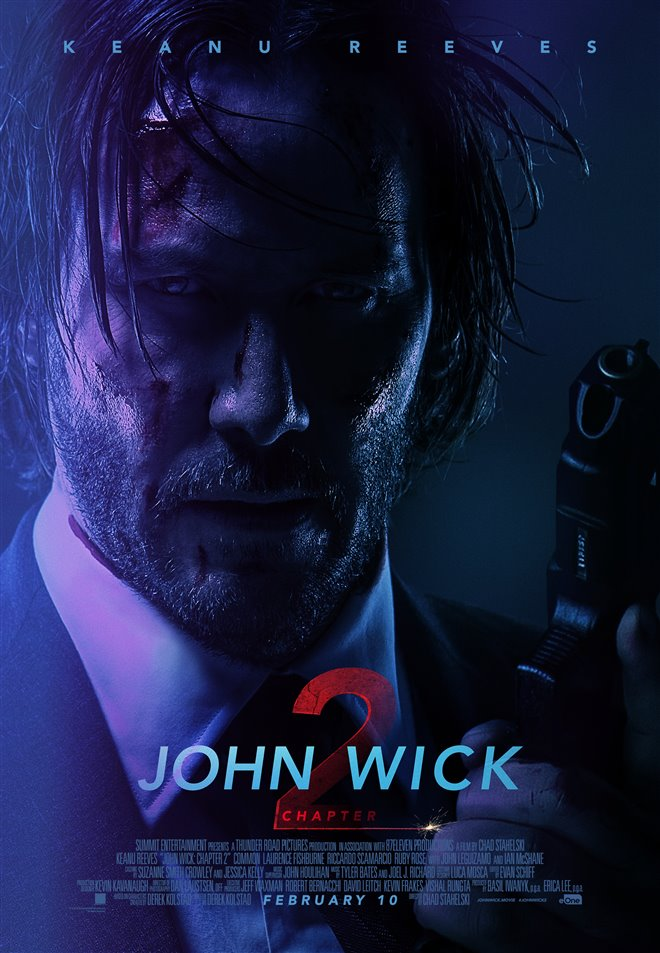 John Wick: Chapter 2 Large Poster