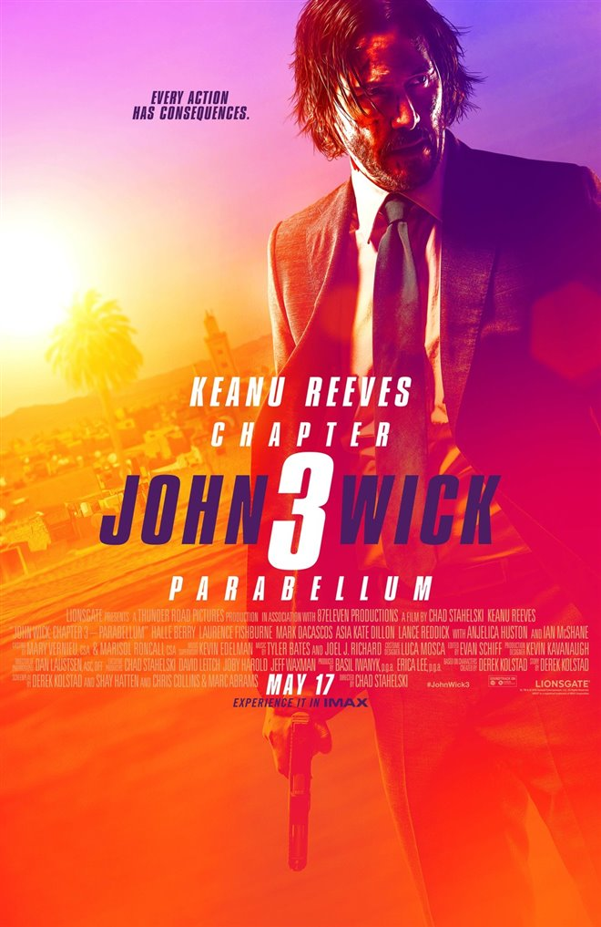 John Wick: Chapter 3 - Parabellum Large Poster