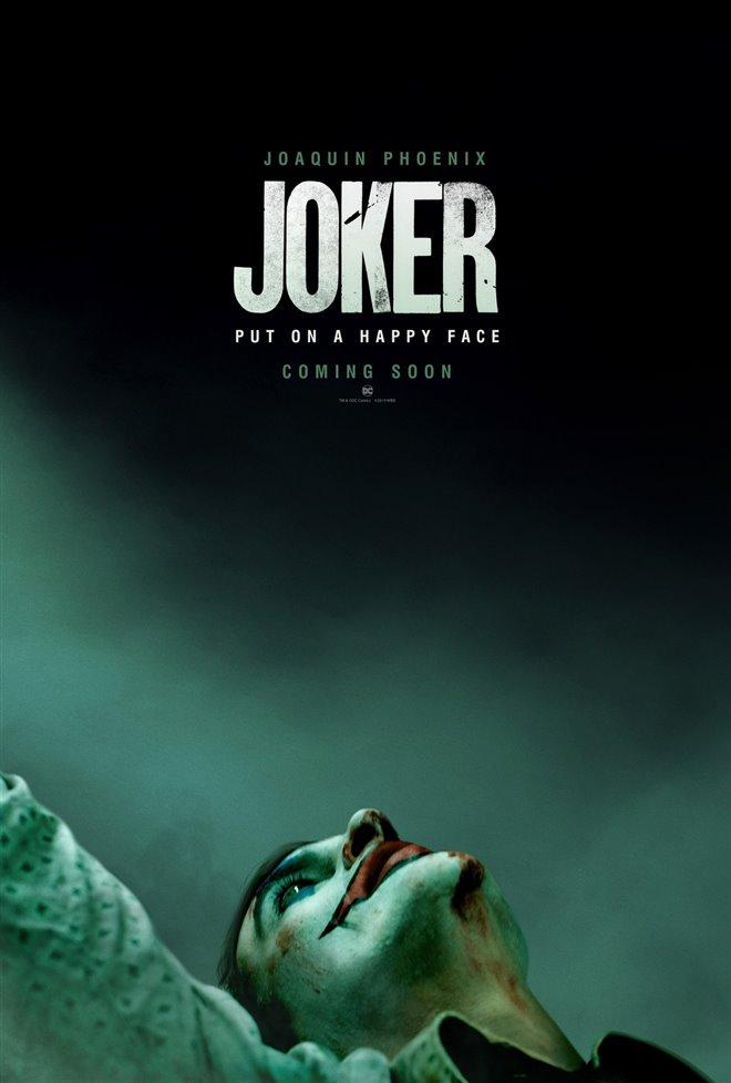 Joker Large Poster