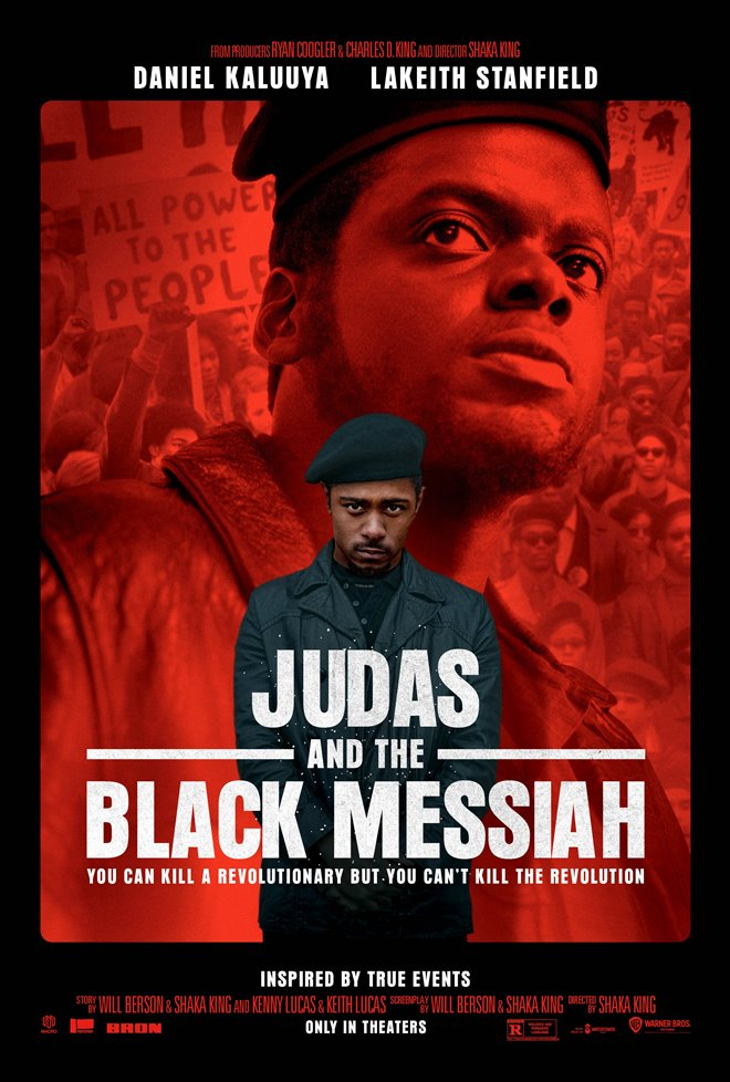 Judas and the Black Messiah Large Poster