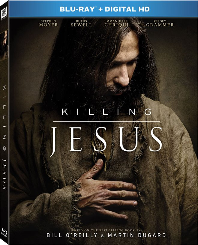 Killing Jesus Large Poster