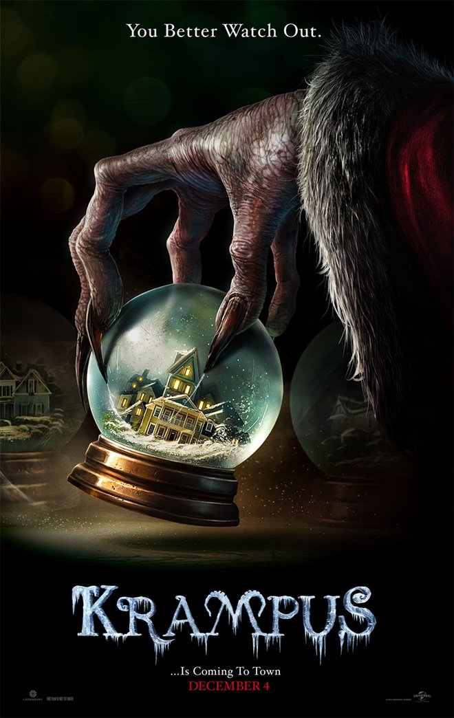 Krampus Large Poster