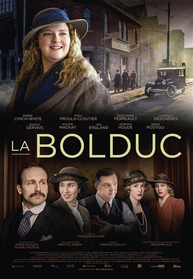 La Bolduc Large Poster