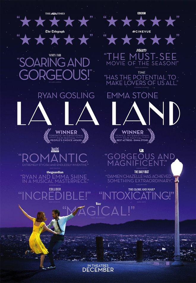 La La Land Large Poster