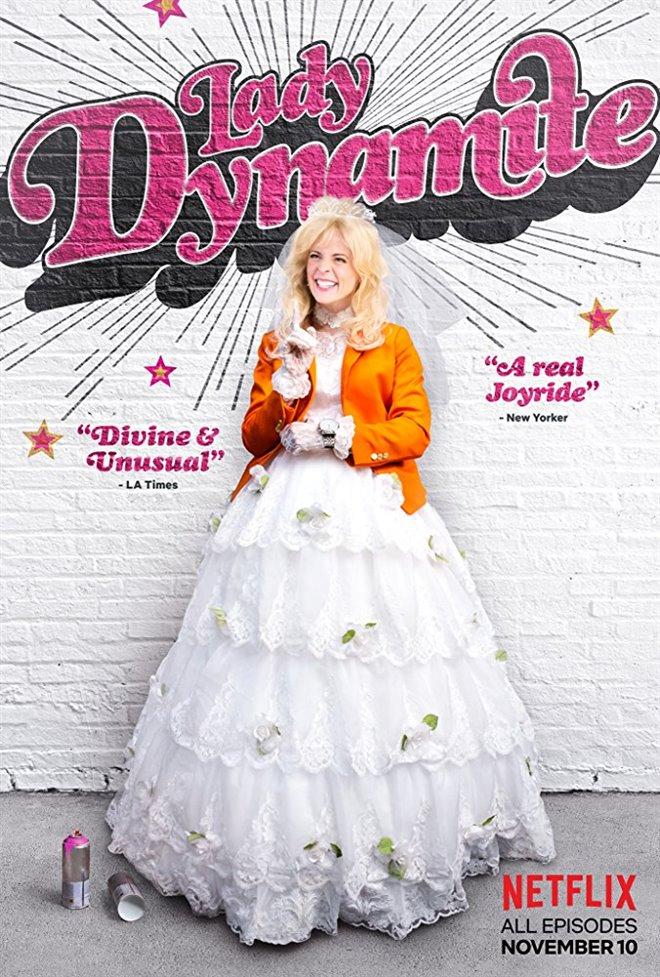 Lady Dynamite (Netflix) Large Poster
