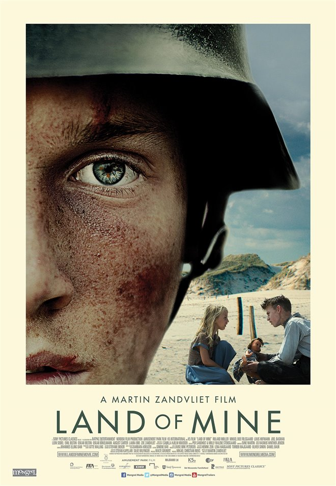 Land of Mine Large Poster