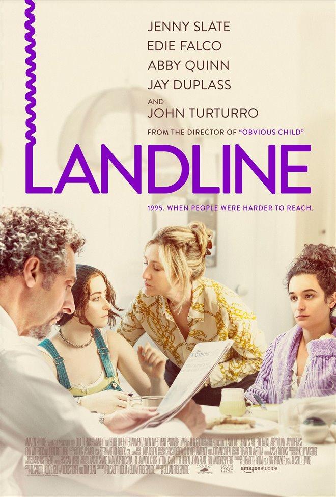 Landline Large Poster