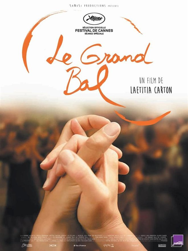 Le grand bal Large Poster