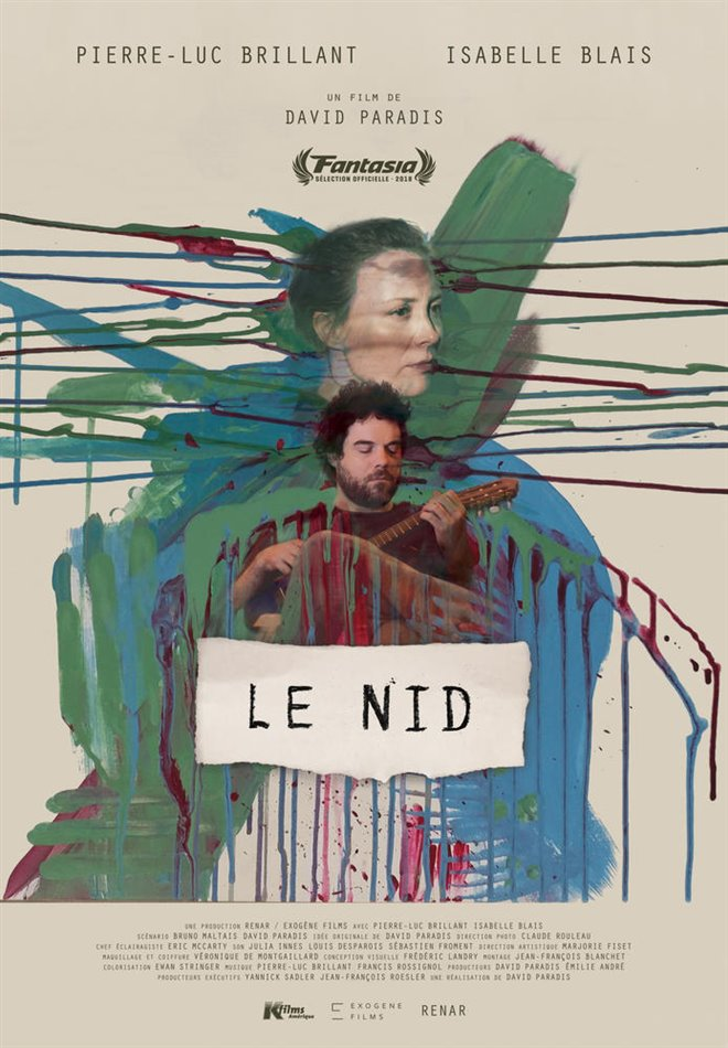 Le nid Large Poster