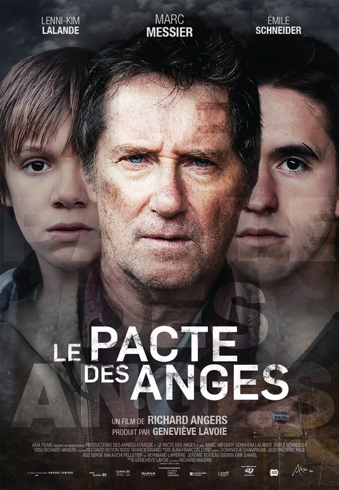 Le pacte des anges Large Poster