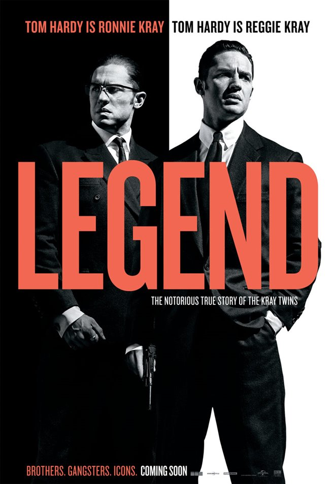 Legend Large Poster