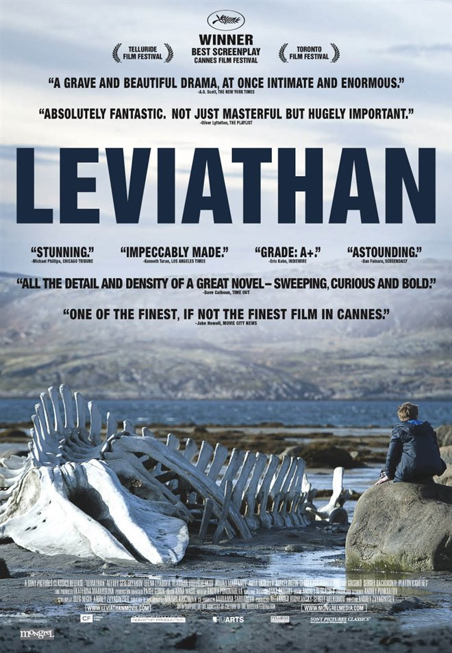 Leviathan Large Poster