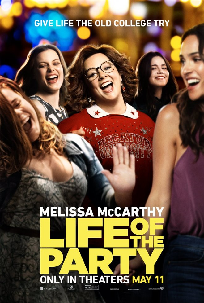 Life of the Party Large Poster