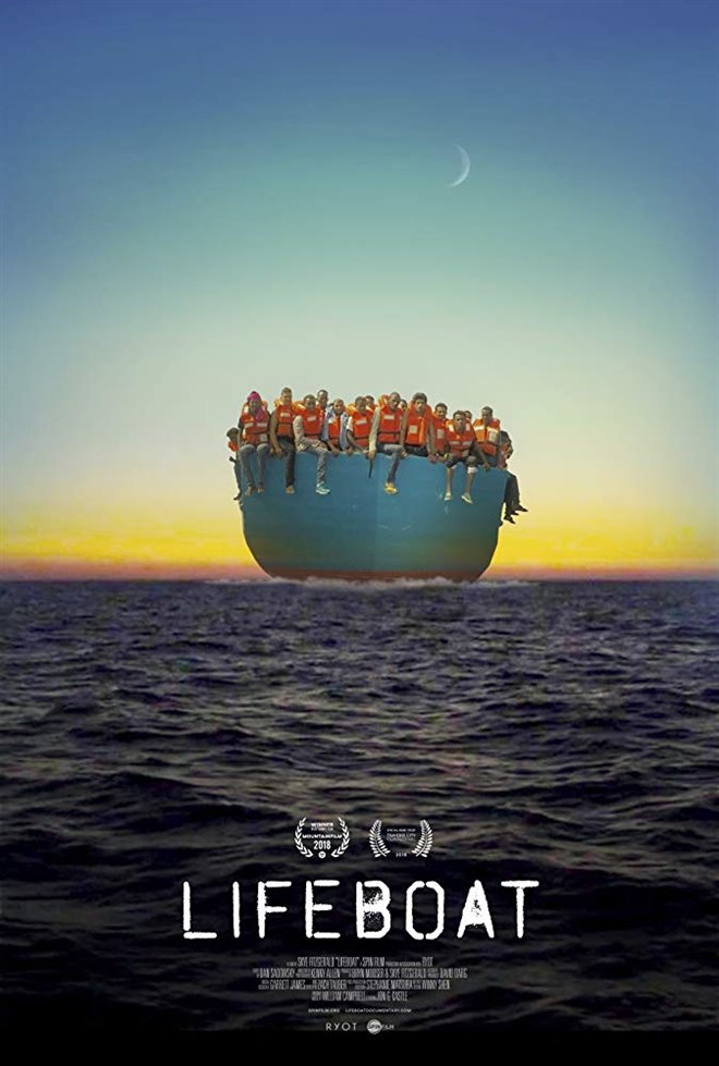 Lifeboat - Documentary Short Large Poster