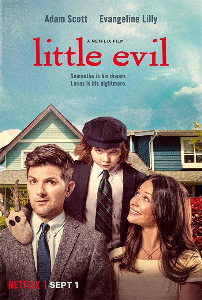 Little Evil (Netflix) Large Poster