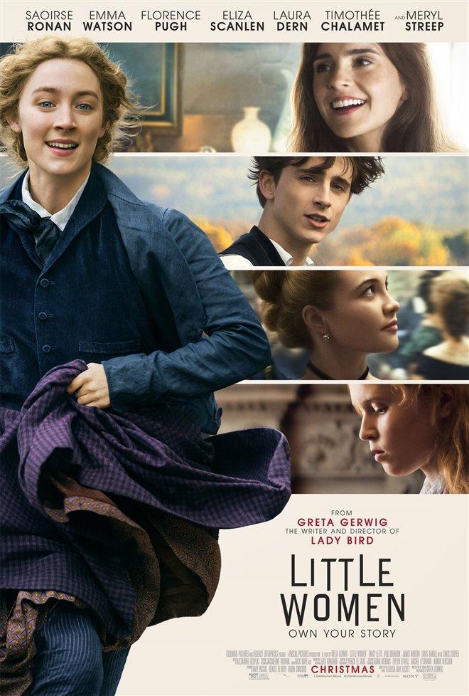 Little Women Large Poster