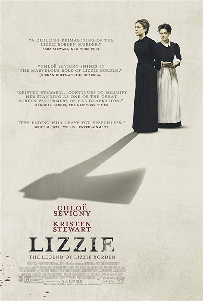 Lizzie Large Poster