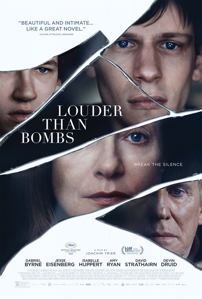 Louder Than Bombs Large Poster