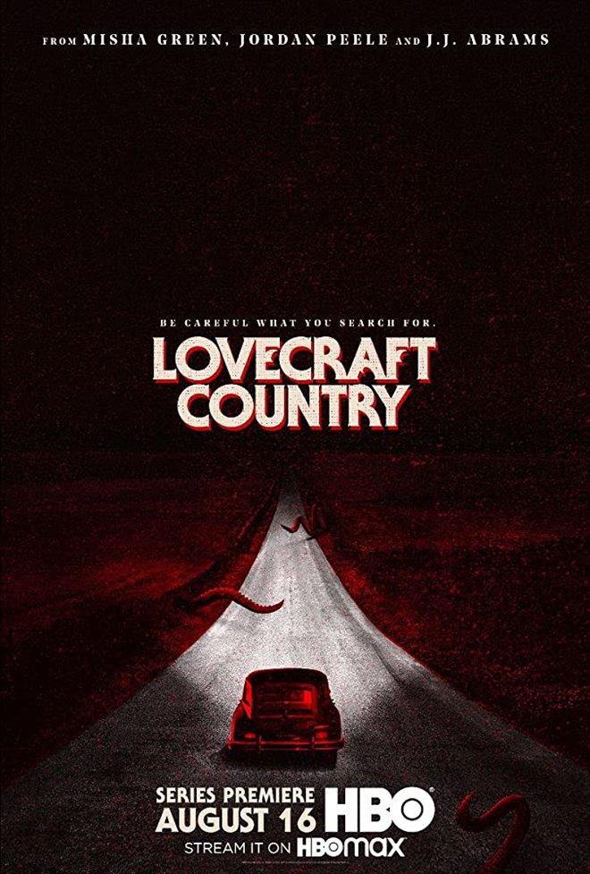 Lovecraft Country (HBO) Large Poster