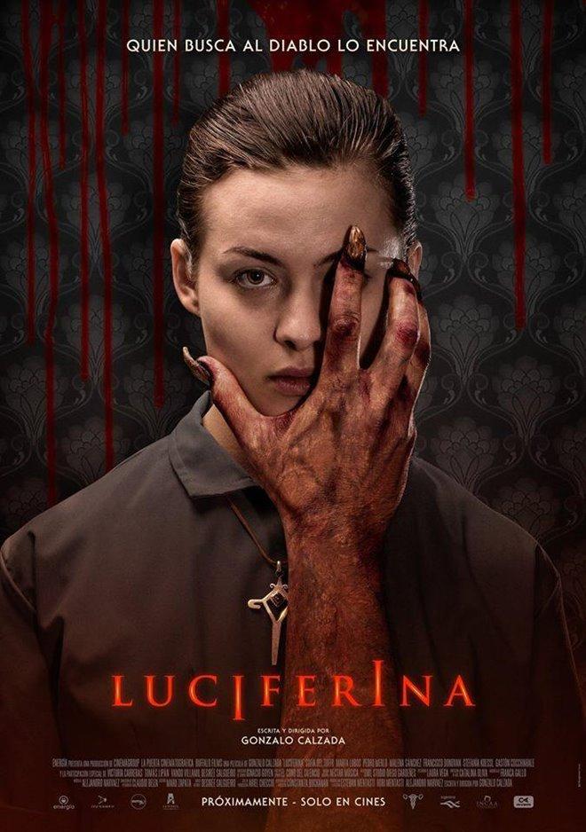 Luciferina Large Poster