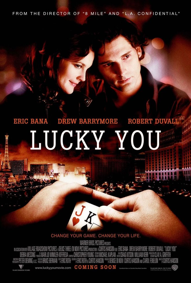 Lucky You Large Poster