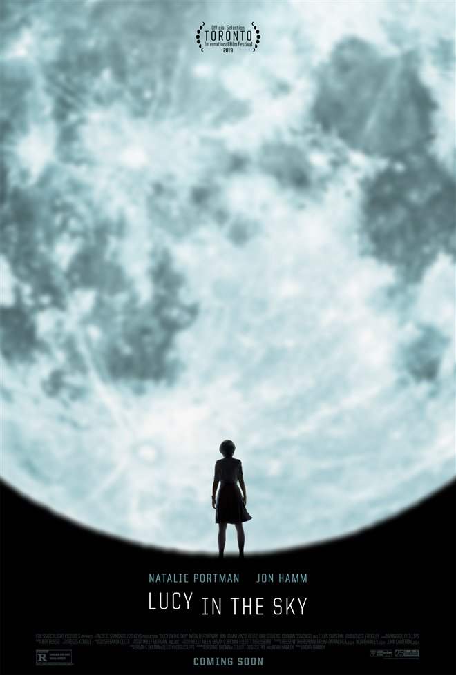 Lucy in the Sky Large Poster