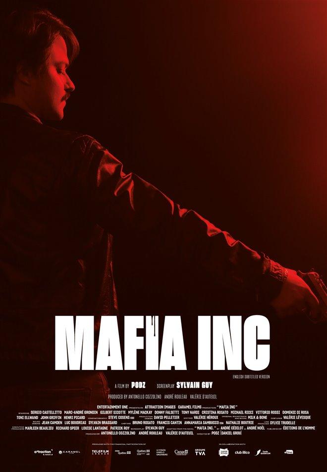 Mafia Inc Large Poster