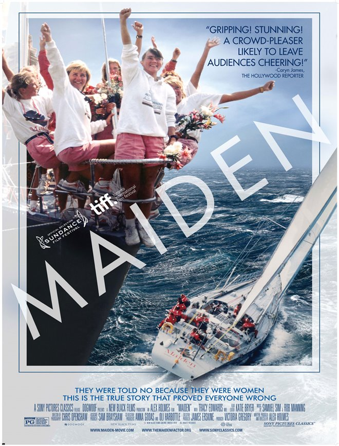 Maiden Large Poster