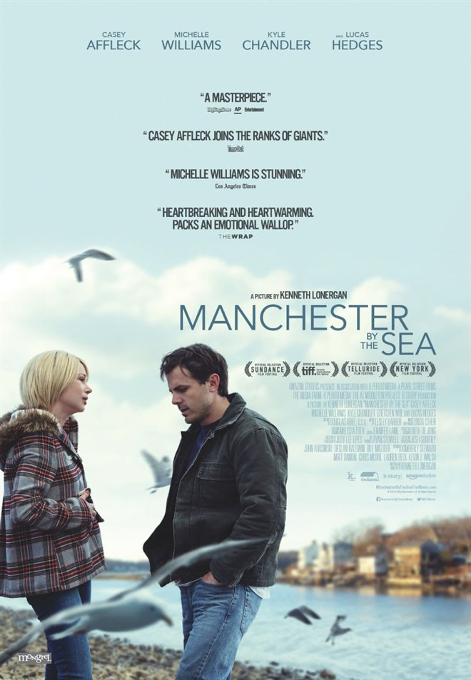 Manchester by the Sea Large Poster