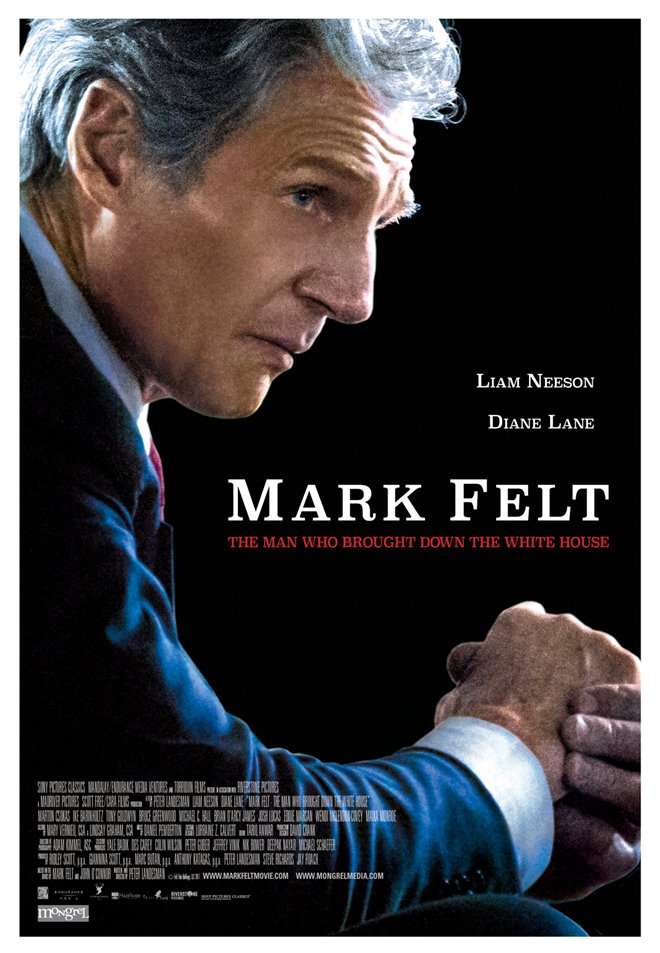 Mark Felt: The Man Who Brought Down the White House Large Poster