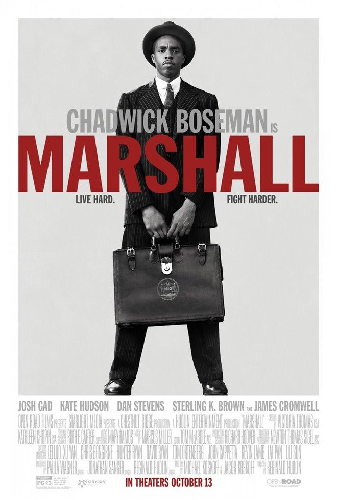 Marshall Large Poster