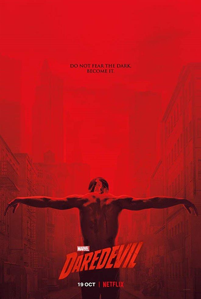 Marvel's Daredevil (Netflix) Large Poster