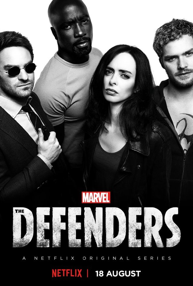 Marvel's The Defenders (Netflix) Large Poster
