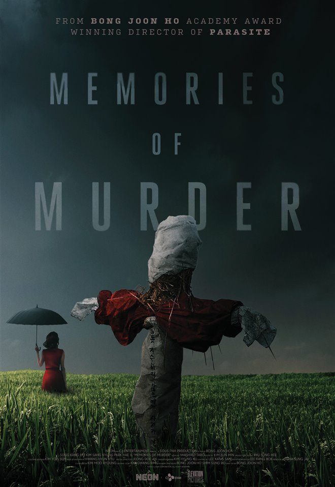 Memories of Murder (Remastered) Large Poster