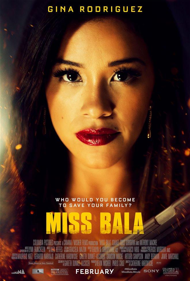 Miss Bala Large Poster