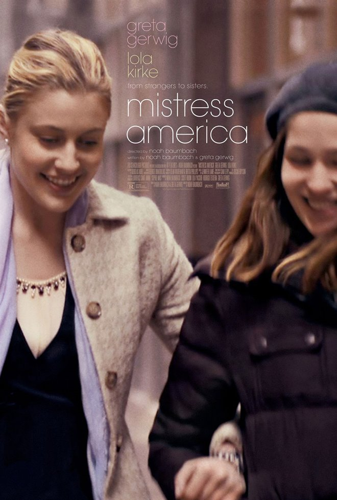 Mistress America Large Poster